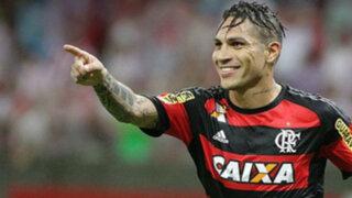 'Paolomanía invade el Maracaná': goleador nacional volvió a anotar con Flamengo