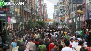 """WhatsApp: nuevamente las tenderas """"atacan"""" en las galerías de Gamarra"""