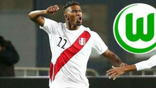 Bloque Deportivo: Carlos Ascues viajó a Alemania para unirse al Wolfsburgo