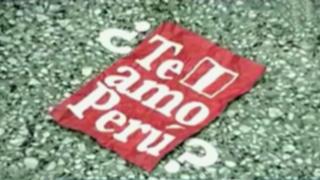 "VIDEO: revelan material que critica 'malos' peruanos que ""dicen amar al país"""