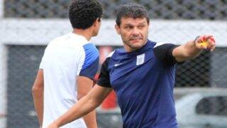 Gustavo Roverano fue ratificado como técnico de Alianza Lima hasta fin de año