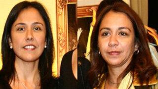 Nadine Heredia desestima candidatura de Marisol Espinoza al Congreso