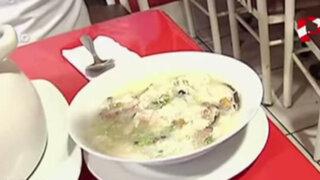 """La cocina del mediodía te enseña a preparar una deliciosa """"Sopa siete sabores"""""""
