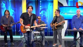 La banda de Pedro Suárez Vértiz anuncia presentaciones en provincias