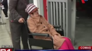 Fonavi: personas en silla de ruedas realizaron colas para cobrar sus aportes