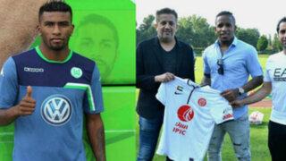 Bloque Deportivo: Farfán y Ascues ya entrenan con el Al Jazira y Wolfsburgo