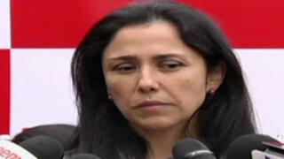 Pleno del Congreso aprobó denunciar a Nadine Heredia por cinco delitos de corrupción