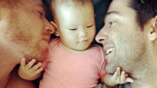 Tailandia: pareja gay podría perder tenencia de hija