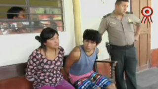 Huánuco: capturan a pareja de universitarios con más de 16 mil soles falsos