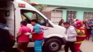 Comas: doce estudiantes heridos por explosión en prueba de laboratorio