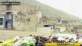 Cementerio 'San Lázaro' es tierra de nadie: lugar es invadido por drogadictos y pandilleros