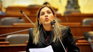Fiscalía investiga a congresista Beteta por viaje que fue financiado con recursos públicos