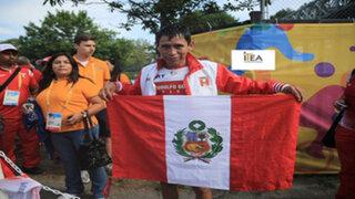 Toronto 2015 : Raúl Pacheco mostró su molestia por el poco apoyo recibido