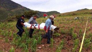 Caída de rayo deja siete muertos y dos heridos en México