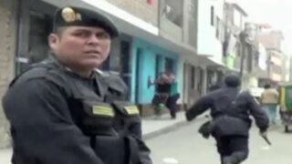 El Agustino: 13 detenidos en juguería que vendía droga