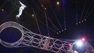 Errores que duelen: Los más terribles accidentes ocurridos en los circos