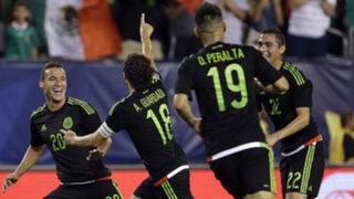 México venció 3-1 a Jamaica y se coronó campeón de la Copa de Oro
