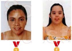 Peruanas obtienen medallas de oro en Olimpiadas Especiales 2015