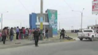 Chimbote: hermano de Jorge Rimarachín falleció en accidente de tránsito