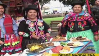 Magdalena: encuentra los mejores potajes y bebidas en Feria de la Peruanidad por Fiestas Patrias