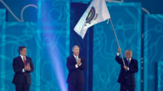Juegos Panamericanos: Toronto 2015 le cedió la posta a Lima 2019