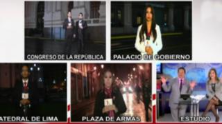 Panamericana Televisión realiza cobertura especial por Fiestas Patrias