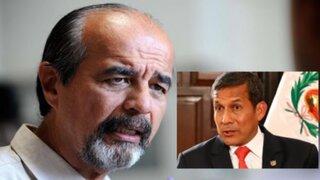 Mauricio Mulder acusa a Humala de dar cifras falsas en mensaje presidencial