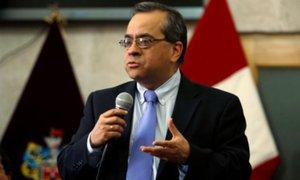 Ministro Jaime Saavedra será interpelado el 7 de diciembre