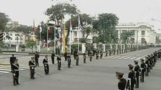 Fiestas Patrias: Policía desplegó gran operativo de seguridad en el Centro de Lima