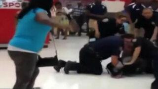 EEUU: otro afroamericano víctima de abuso policial