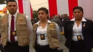 Conoce la unidad policial encargada de la seguridad del Presidente de la República