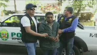 Arequipa: capturan a presuntos asesinos de policía en Islay