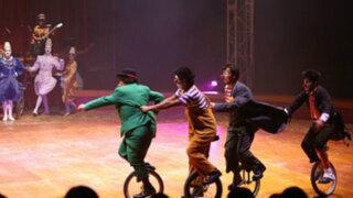 Panamericana Espectáculos: circo para todos los bolsillos