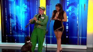El payaso Pitillo y los sorprendentes espectáculos en 'Circo de la Alegría'