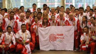 Palacio de Gobierno: realizan homenaje a medallistas peruanos en Toronto 2015