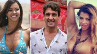Chollywood: los extranjeros que llegaron al Perú a alborotar nuestra farándula
