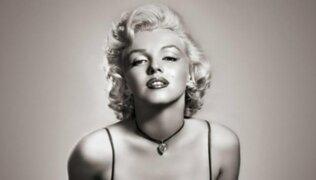 Revelan fotos inéditas del desnudo de Marilyn Monroe