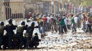 Arequipa: critican al Gobierno por no resolver conflictos mineros