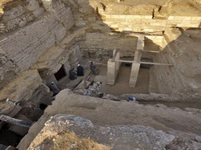 Egipto : descubren momias de niños de más de 5 mil años de antigüedad