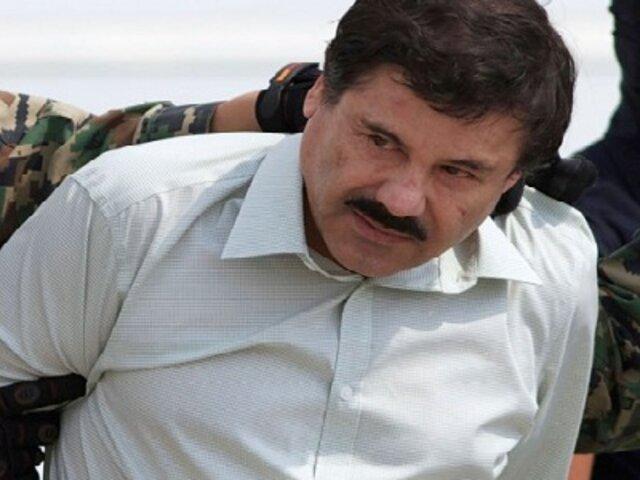 Confirman que 'El Chapo' Guzmán fugó de la cárcel por un túnel de 1.5 km desde su celda