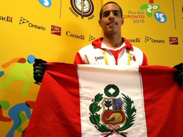Toronto 2015: Mauricio Fiol da positivo en dopaje y es suspendido
