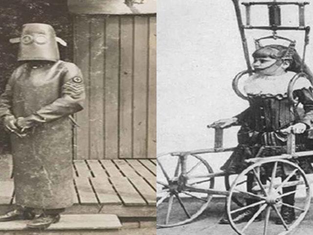 FOTOS : 20 tratamientos médicos realmente aterradores del siglo XIX y XX