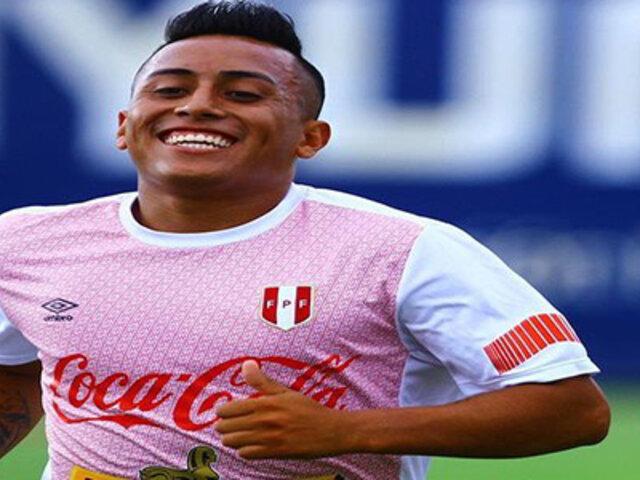 Se acabó el misterio : Christian Cueva jugará en el Toluca de México