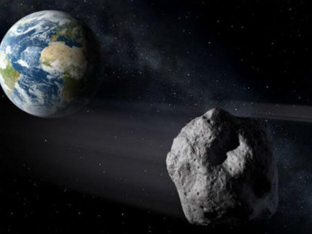 Asteroide categorizado como 'potencialmente peligroso' se acercó al máximo a la Tierra