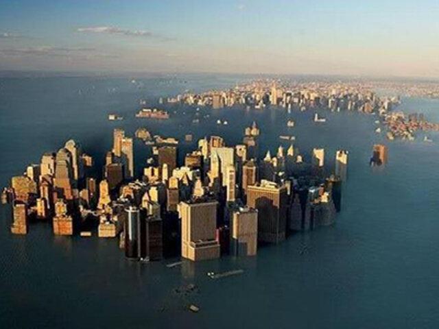 Científicos estiman que gran parte de zonas costeras se inundarán dentro de poco