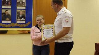 Yekaterina, la heroína rusa de 15 años que se enfrentó a un sujeto armado