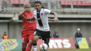 Christofer Gonzales brilla en la goleada de Colo Colo ante Ñublense