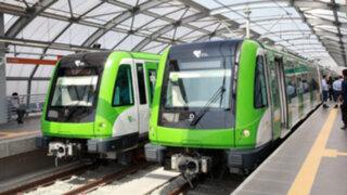 Gobierno prevé un tren para unir Lima e Ica