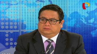 """Asesor del Mininter sobre geolocalización: """"Habrá convalidación a nivel judicial y controles institucionales"""""""