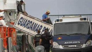 Muere inmigrante africano que intentó entrar a España oculto en una maleta